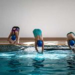 Group swimming lessons in Wiltshire